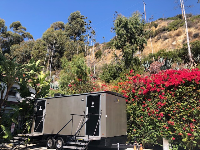 6 Reasons To Choose A Portable Restroom Rental Service For Weddings In Los Angeles, California