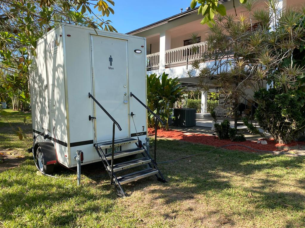 Does Your Post-Pandemic Family Reunion Need A Portable Restroom?
