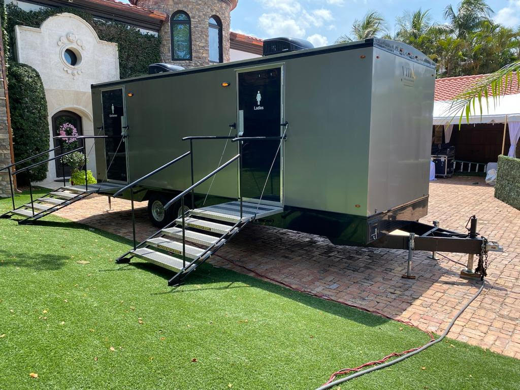 Here's How Portable Restrooms Have Evolved Over The Years